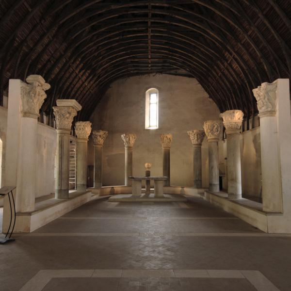 Abbaye de cluny - Farinier © Ph. Berthé, CMN, Paris