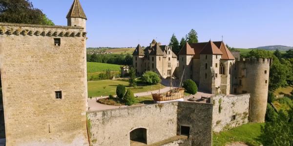Château de Couches 01©La ville d'Autun