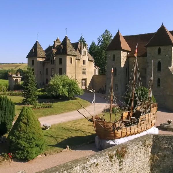 Château de Couches 02©La ville d'Autun