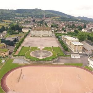 Lycée Militaire©La ville d'Autun