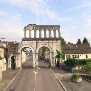 Porte d'Arroux©La ville d'Autun