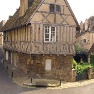 Quartier médiéval©La ville d'Autun