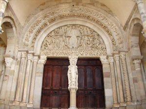 Tympan Cathédrale Autun