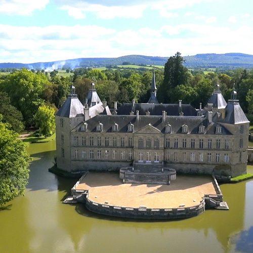 Château de sully©La ville d'Autun
