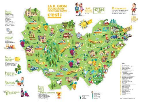 carte-sites-touristique-bourgogne-franche-comte